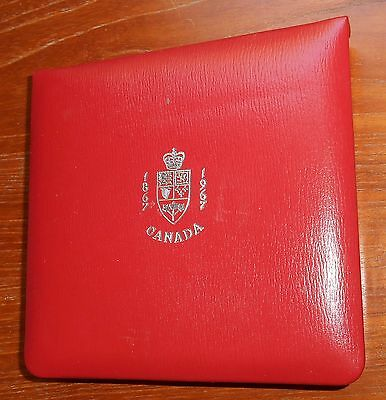 Canada 1967 centennial proof like set in red box