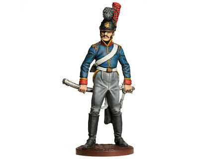 Tin Soldier - Portuguese soldier of 6th Cavalry Regiment (Napoleonic Wars) 54 mm