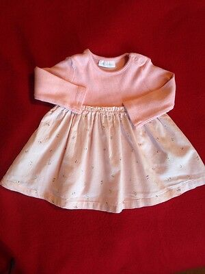 Next Pretty Baby Girl Dress Age 0-1 Month