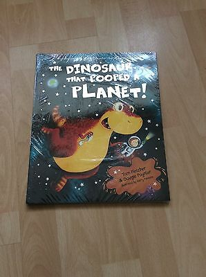 The Dinosaur that Pooped a Planet Books Brand New
