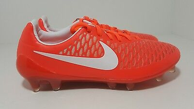 Nike Magista Opus FG Soccer Cleats 744948-600 Women's Size 7 - 10.5