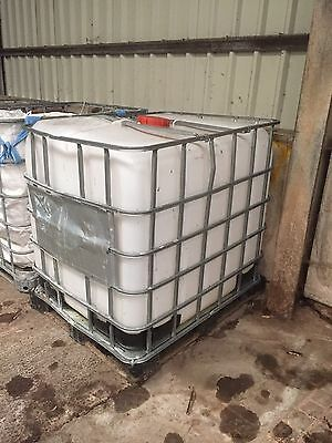 1000 litre ibc , Water Butt, Bowser