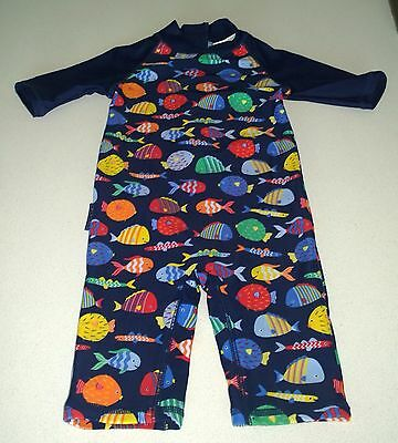 Jojo Maman Bebe Baby UV Suns Suit 0-6 Months (Wetsuit Sold Separately)
