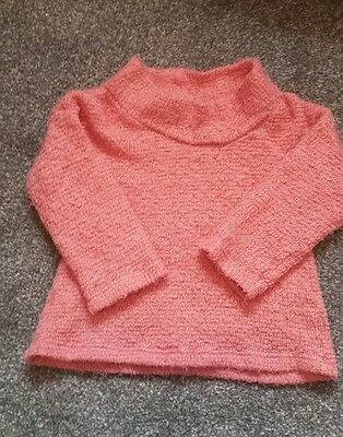 River Island mini girls 18-24 months jumper