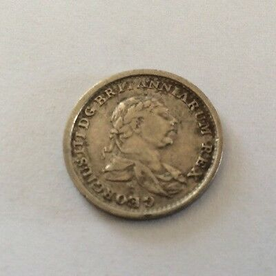 George III Colony Of Demerary 1816 Quarter Coin