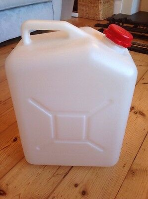 Water Container 25 Litres Jerrycan
