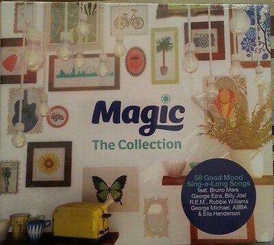 Magic: The Collection 3 cd set 2015 new and sealed