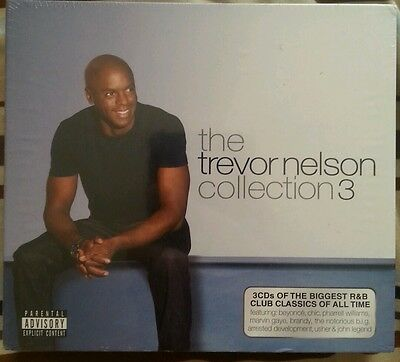 Various - The Trevor Nelson Collection 3  Brand New Sealed 3Cd