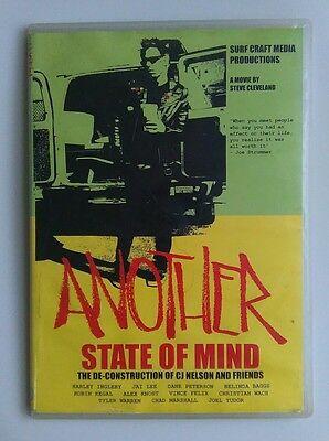 Another State of Mind longboard surf DVD