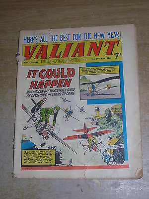 Valiant 31st December 1966