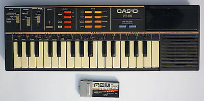 Casio PT-82 piano keyboard loose with defective battery contact