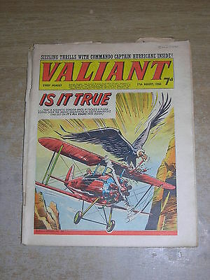 Valiant 17th August 1968