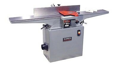 "King Canada Tools KC-203C 8"" INDUSTRIAL JOINTER Dégauchisseuse 9 X 73 TABLE"
