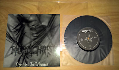 "Mordichrist - Dressed in Menace - 7"" - Swedish Doom Black Metal"