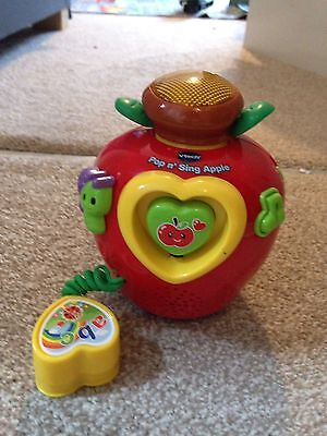 Vtech Pop And Sing Apple