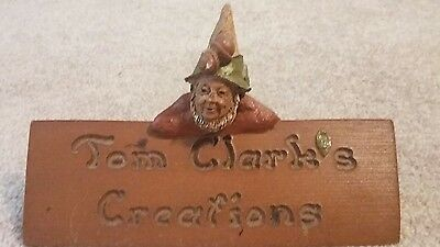 Tom Clark's Creations Gnome Sign