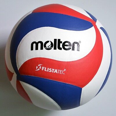 new Official Molten Size 5 Soft Touch V5M5000 Game PU Volleyball Ball Training