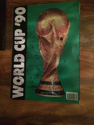 World Cup 90 Magazine