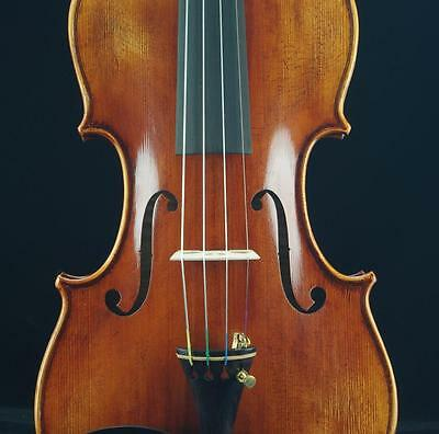 Copy of Antonius Stradivarius Violin Outfit - Old Vintage Antique Look