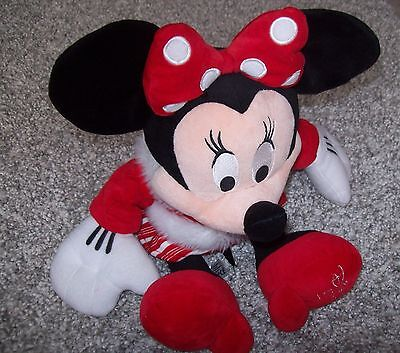 Disney product Minnie Mouse cuddly soft toy