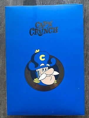 Cap'n Crunch x Kith Treats Cereal Box