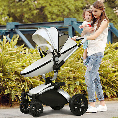 Baby Stroller 3 in 1 Suitable For Newborn Bebe Carriage Poussette Baby Stroller