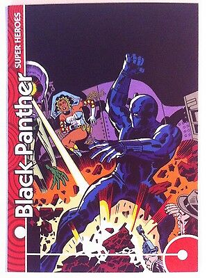 2013 Fleer Marvel Retro Sticker card # 13 Black Panther
