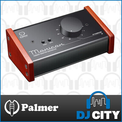 Palmer Audio PMONICON Passive Monitor Speaker Volume Controller