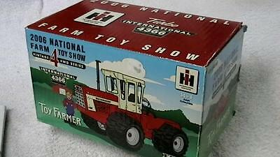 1/64 Scale International 4366 Farm Toy Tractor