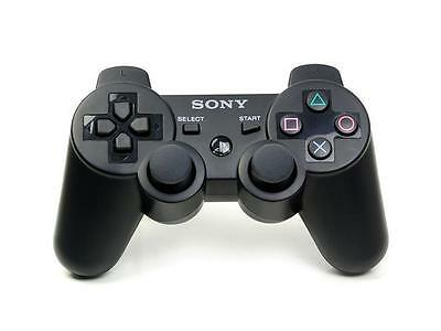 Sony PS3 Original DUALSHOCK 3 SCHWARZ - Wireless Controller DEUTSCH