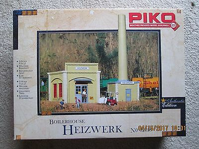 Piko G Scale Power Substation   Bn   62018