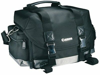 Canon 200DG Digital Camera Gadget Bag (Black)