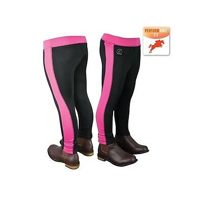 Thomas Cook Equestrian Girl's Ashley Performance Pull-Ons