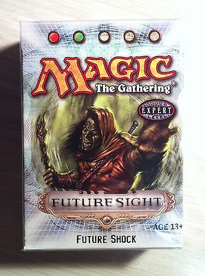 MTG Magic the Gathering Future Sight Future Shock Theme Deck