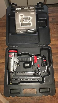 New Senco FinishPro 25XP 5/8-Inch to 2-1/8-Inch 18 Gauge Brad Nailer with Case