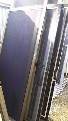 Stainless Steel View Sliding Screen Door *Factory 2nd*