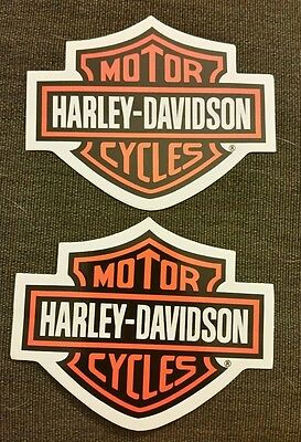 Harley Davidson Cycles racing decals stickers drags  superbike offroad bike hogs