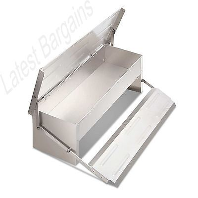 Aluminium Automatic Chicken Feeder 4.7KG Poultry