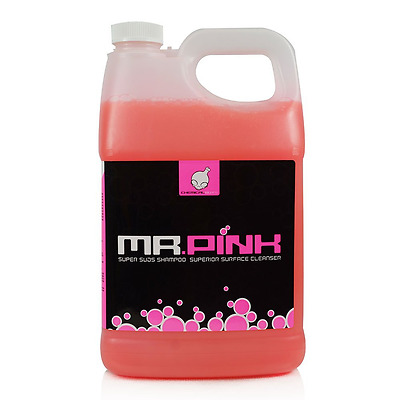 Chemical Guys - Mr. Pink Super Suds Car Wash Soap and Shampoo (1 Gal)