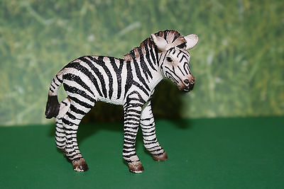 Zebra Foal Figure by Schleich Animal Series