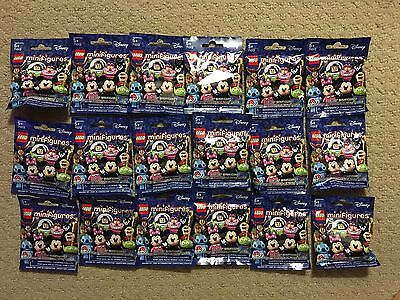 Lego Disney Minifigures 71012 - Complete Set, Brand New Condition!