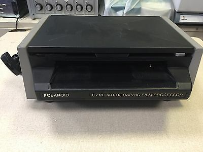 Polaroid 8X10 Radiographic Film Processor With Protective Case