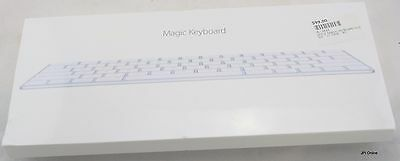 (B) Apple Magic Keyboard