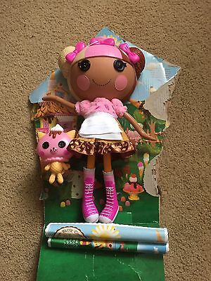 Large Lalaloopsy Doll