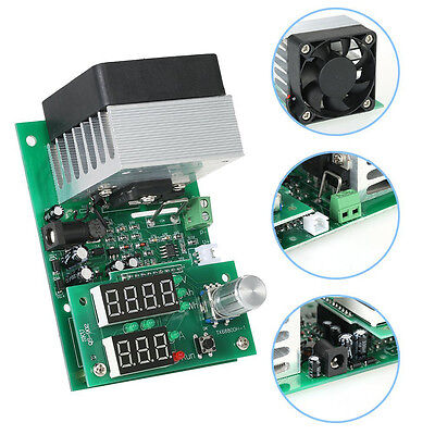 9.99A 60W 30V Constant current electronic load Discharge battery capacity tester
