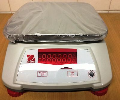 Ohaus Valor Food Weighing Scale 6000 g x 1g Ex Demo