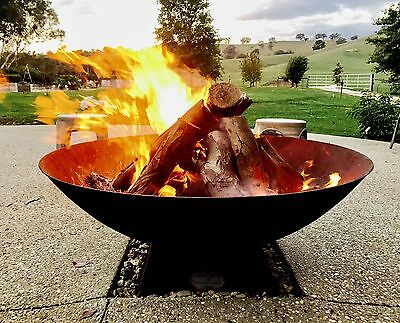 Fire Pit Australian Owned Melbourne Made Water Feature Planter New