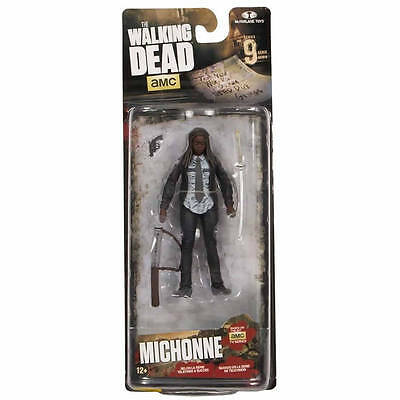 The Walking Dead Figur TV Series 9, CONSTABLE MICHONNE Zombie