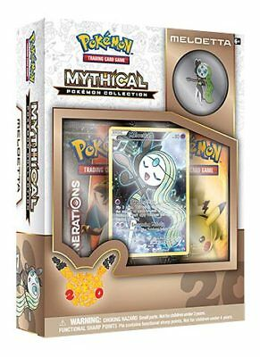 Pokemon Mythical Collection - Meloetta Box Edizione Inglese