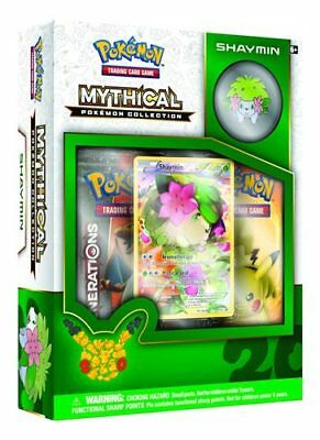 Pokemon Mythical Collection - Shaymin Box Edizione Inglese